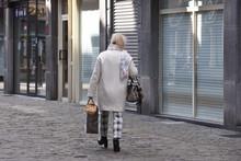 Commerce Fermé Fermeture Epidemie Confinement