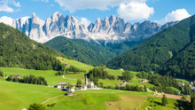 Beautiful Dolomite Rocks And V...