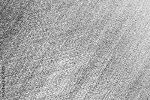 Fényképezés crosshatch brushed metal background