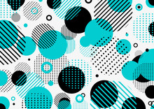 Abstract Retro 80s-90s Pattern...
