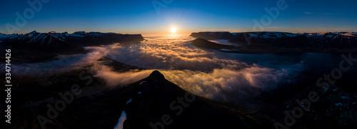 l'Islande au printemps, la nature et le calme pour un voyage Canvas Print
