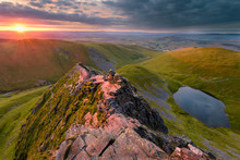 Stunning Sunrise On Blencathra...