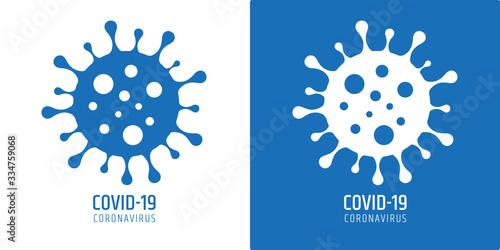 covid-19, epidemia, coronavirus , epidemia Canvas Print