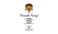 Cute Pancake Party Invitation ...