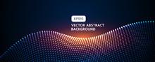 3D Particle Wave, Particle Fra...