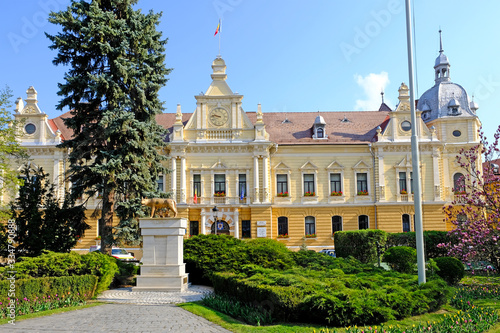 Fotografija City Hall building, Brasov, Romania