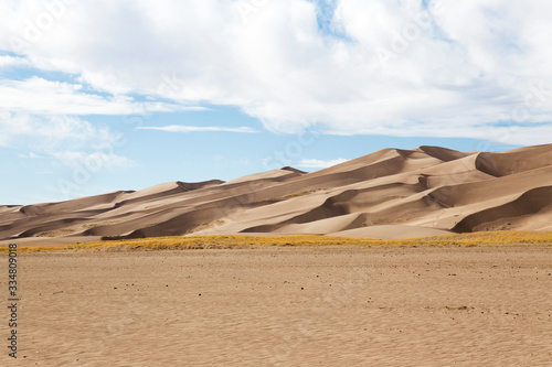 Photo Great Sand Dunes National Park in Colorado