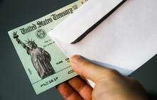 United States Treasury Check S...