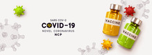 Vaccine By Virus Covid 19-NCP....