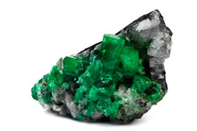 Emerald Crystals Natural Gemstone For Jewelry , Stone Gem High Quality Rough And Raw