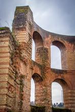 Kaisertherm Roman Baths In Trier