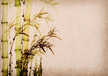 Bamboo Of Traditional Chinese ...
