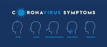 Coronavirus Infographic Sympto...