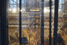 Window In St Isaac Cathedral