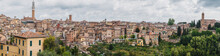 Panorama Of Siena, Cityscape, ...
