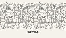 Farming Banner Concept
