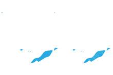 Map - Anguilla Couple Set , Ma...