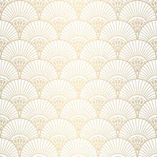 Art Deco Pattern. Seamless Whi...