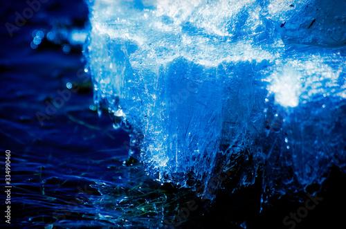 Photo Ice Crystals