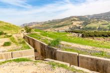 Military Bunker A Between Isra...