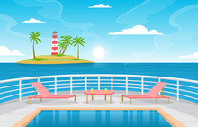 Sea Ocean Landscape Swimming P...