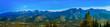 Tatry panorama. Giewont