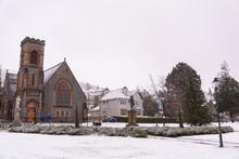 A Church In Fort William, Scotland