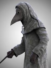 鳥マスク ペスト医師