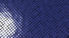 Abstract Background With Squar...