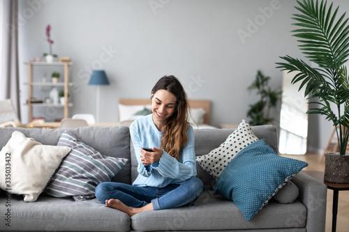 Online chat Fototapeta