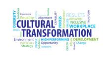 Cultural Transformation Word C...