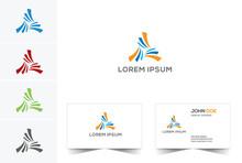 Vector Business Logo Concept I...