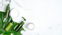 Set Of Natural Organic Cosmeti...