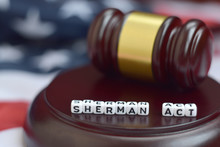 Justice Mallet And Sherman Act...