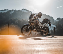 2020 Africa Twin In Alps