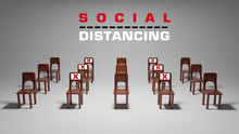 Social Distance Concept For Ep...