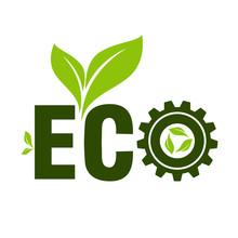 Eco Friendly Environment Design. Vector Illustration