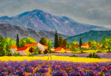 Impressionism Oil Painting Sma...