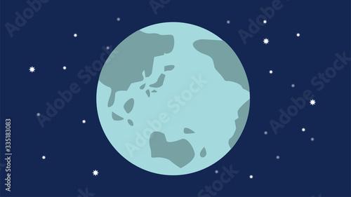 Fotografie, Obraz 地球