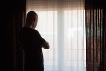 Man Locked Up At Home. Looking...