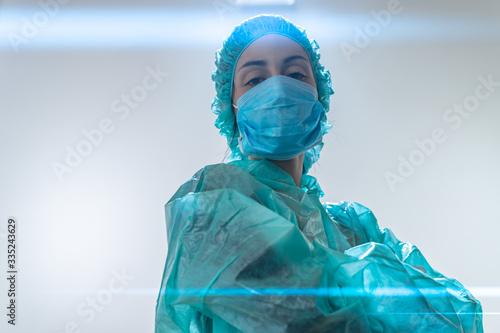 Coronavirus Fototapet