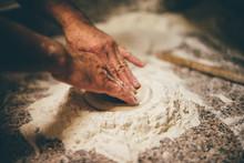 L'arte Della Pizza, Fase Di La...