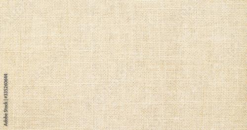 Fotografía Natural linen material textile canvas texture background