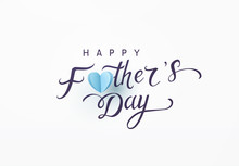 Father's Day Greeting Card. Ve...