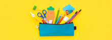 Pencil Case And School Supplie...