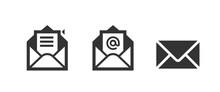 Mail Icon . Web Icon Set .vect...