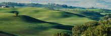 Beautiful Morning Tuscany Land...