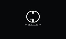 GD ,DG ,G ,D  Letter Logo Desi...