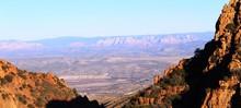 Oatman AZ Landscape Shot