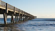Jacksonville Beach Pier Before...